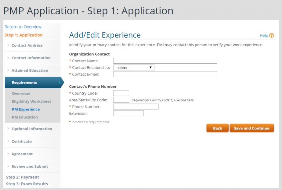 12- Application Experience 3