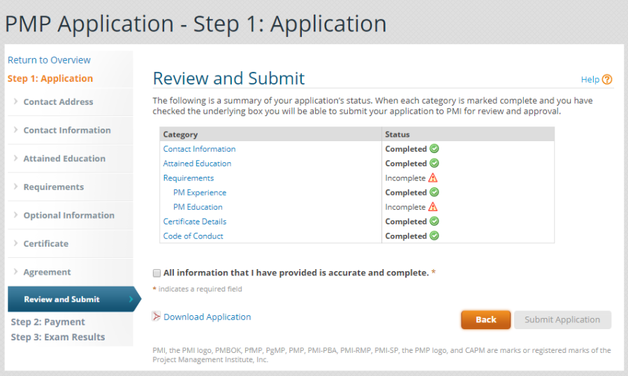 16- Application Review