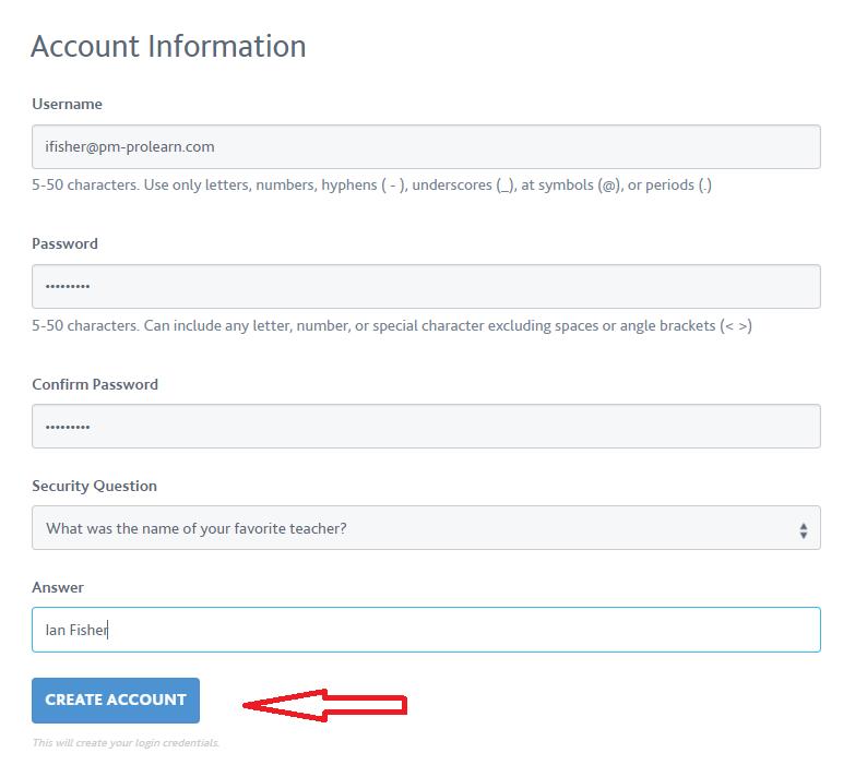 6- PMI - Account Information